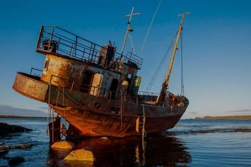 Полуостров Рыбачий (31 августа - 5 сентября)
