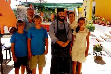 Паломнический тур по монастырям Корфу