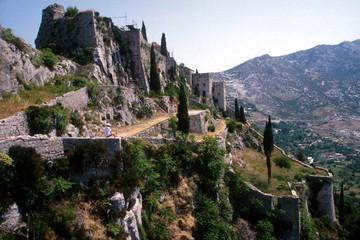 Сплит - Солин - крепость Клис