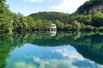 Верхняя Балкария, Голубые озера