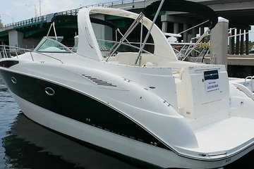 Моторная яхта Bayliner 34 (остров Каталина)