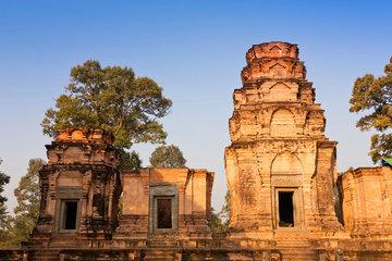 Экскурсионный тур в Камбоджу 4 дня / 3 ночи