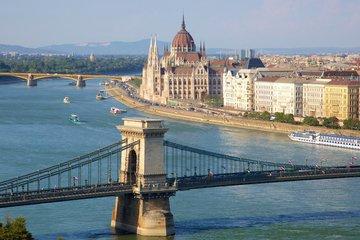 Братислава, Будапешт и Вена