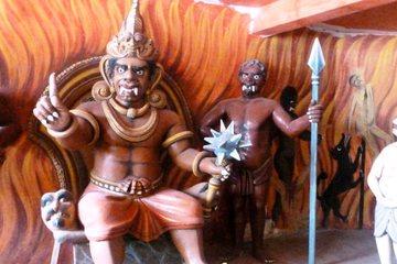 Воющая дыра, Храм Вевуруканнала, Яла (тур № 684)