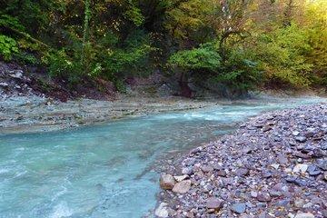 Долина реки Восточной Хосты