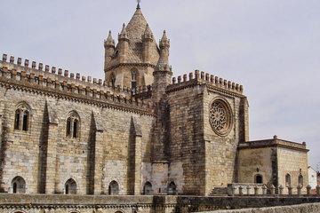 Вила-Висоза (дворец Пасу-Дукал) — Эвора — Статуя Христа — Мост 25 Апреля — мост Васко да Гама