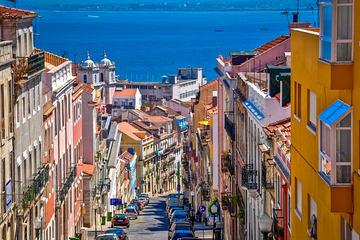 Лиссабон Люкс с круизом по реке Тежу