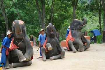 Cафари по джунглям в Као Лаке