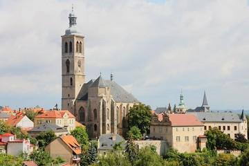 Кутна-Гора и замок Чешский Штернберк