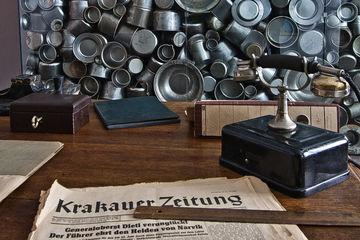 Музей «Фабрика Шиндлера» + обед + Еврейский квартал Казимеж
