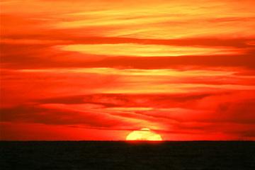Круиз на закате на Jolly Roger