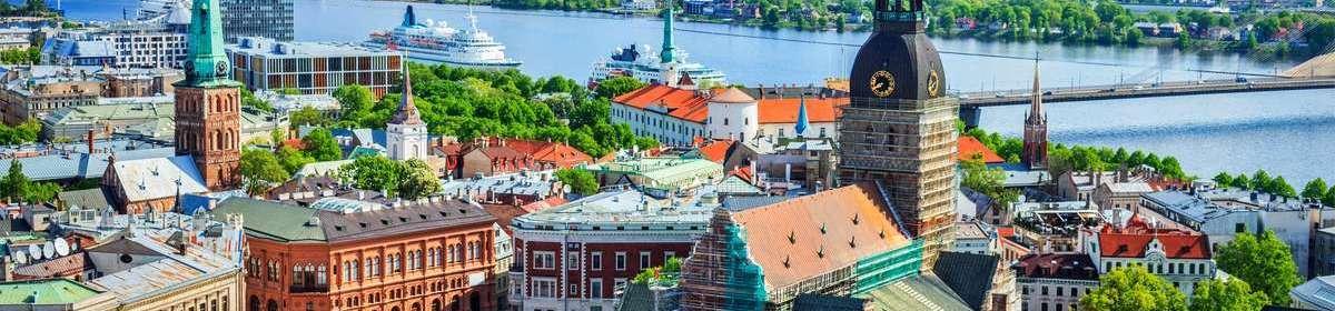 Экскурсии в Латвии