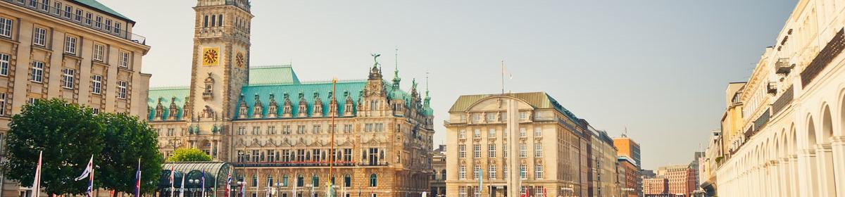 Экскурсии в Гамбурге